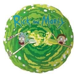 Rick & Morty Cushion Logo 45 x 45 cm