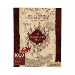 Harry Potter Jigsaw Puzzle Marauders Map (1000 pieces)