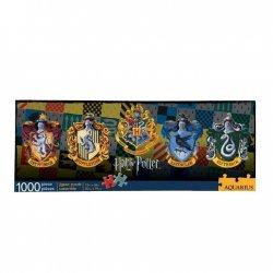 Harry Potter Slim Jigsaw Puzzle Crests (1000 pieces)