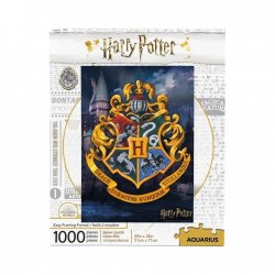 Harry Potter Jigsaw Puzzle Hogwarts Logo (1000 pieces)