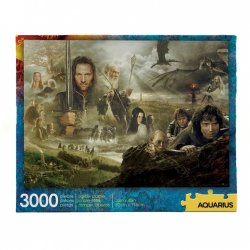 Lord of the Rings Jigsaw Puzzle Saga (3000 pieces)