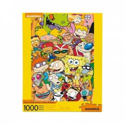 Nickelodeon Jigsaw Puzzle Cast (1000 pieces)