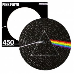 Pink Floyd Disc Jigsaw Puzzle Dark Side (450 pieces)