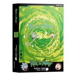 DC Comics Jigsaw Puzzle Portal (1000 pieces)