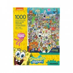 SpongeBob Jigsaw Puzzle Cast (1000 pieces)
