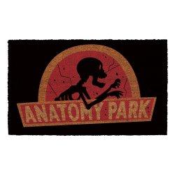 Rick & Morty Doormat Anatomy Park 40 x 60 cm