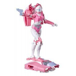 Transformers Generations War for Cybertron: Kingdom - Deluxe Class - Arcee