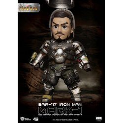 Marvel Egg Attack Action Figure Iron Man Mark I 16 cm