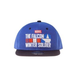 The Falcon and the Winter Soldier Snapback Cap Logo
