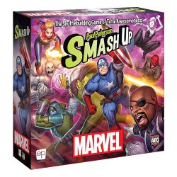 Marvel Card Game Smash Up: Marvel *English Version*