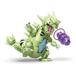 Pokémon Mega Construx Wonder Builders Construction Set Tyranitar 15 cm