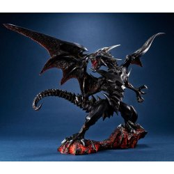 Yu-Gi-Oh! Duel Monsters Art Works Monsters PVC Statue Red-eyes Black Dragon 32 cm
