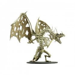 Pathfinder Battles Deep Cuts Unpainted Miniatures Gargantuan Skeletal Dragon
