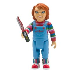 Child´s Play ReAction Action Figure Evil Chucky 10 cm