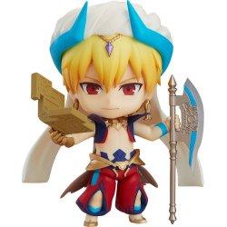 Fate/Grand Order Nendoroid Action Figure Caster/Gilgamesh: Ascension Ver. 10 cm