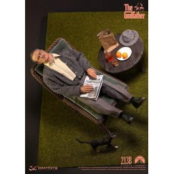 The Godfather Action Figure 1/6 Vito Corleone Golden Years Version 32 cm