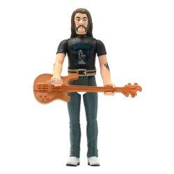 Motorhead ReAction Action Figure Lemmy (Recolor) 10 cm