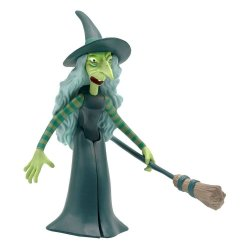 Nightmare Before Christmas ReAction Action Figure Witch 10 cm