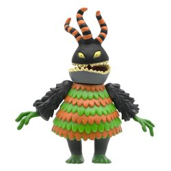 Nightmare Before Christmas ReAction Action Figure Harlequin Demon 10 cm