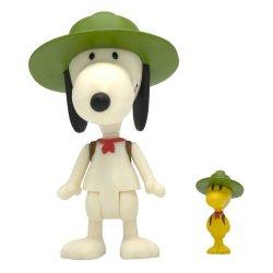 Peanuts ReAction Action Figure Wave 3 Beagle Scout Snoopy 10 cm