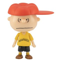 Peanuts ReAction Action Figure Wave 2 Charlie Brown Manager 10 cm