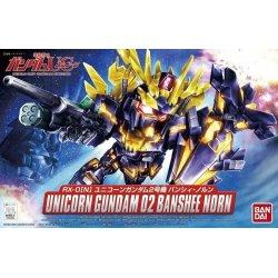 Gundam - BB Senshi : RX-0(N) Unicorn Gundam 02 Banshee Norn