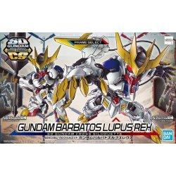 Gundam - SDCS : ASW-G-08 Gundam Barbatos Lupus Rex