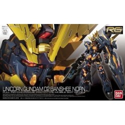 Gundam - RX-0[N] Unicorn Gundam 02 Banshee Norn RG 1/144