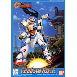 Gundam - GF13-009NF Gundam Rose NGFC 1/144