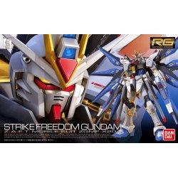 Gundam - ZGMF-X20A Strike Freedom Gundam RG 1/144