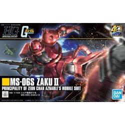 Gundam - MS-06S Zaku II 40th anniversary ver. HGUC 1/144