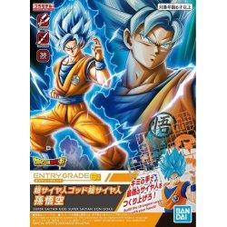 Dragonball Super - Entry Grade : Super Saiyan God Super Saiyan Son Goku