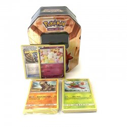 Pokemon - Pokémon TCG - Used Cards Tin (50 Random Cards + 2 Random Specials)