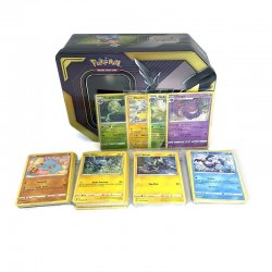 Pokemon - Pokémon TCG - Used Cards Tin XXL (100 Random Cards + 4 Random Specials)
