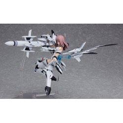 Alice Gear Aegis Figma Action Figure Yumi Yotsuya 14 cm