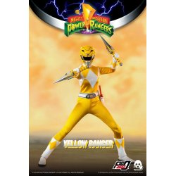 Mighty Morphin Power Rangers FigZero Action Figure 1/6 Yellow Ranger 30 cm