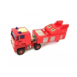 Moto-bot – Fire Truck Body