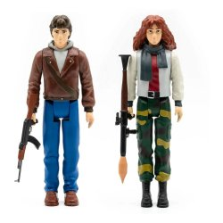 Red Dawn ReAction Action Figure 2-Pack Pack A (Erica & Jed) 10 cm