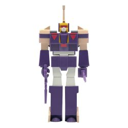 Transformers ReAction Action Figure Wave 3 Blitzwing 10 cm