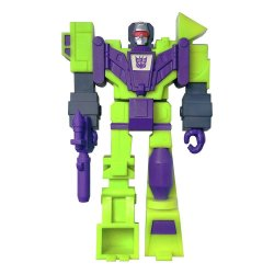 Transformers ReAction Action Figure Wave 3 Devastator 15 cm
