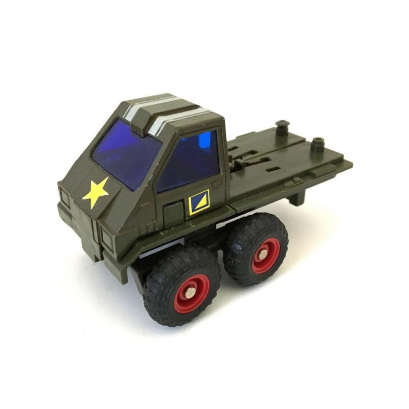 Moto-bot – Military Vehicle Body