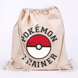 Pokémon Draw String Bag Trainer