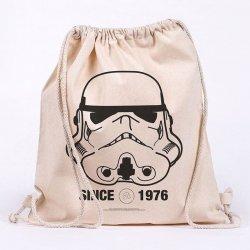 Star Wars Draw String Bag Helmet