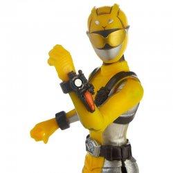 Yellow Ranger Power Rangers Beast Morphers figure 15cm