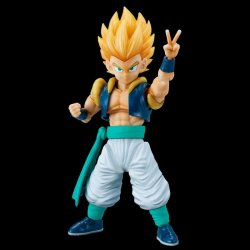 Dragon Ball Super Saiyan Gotenks Super Model Kit 23cm figure