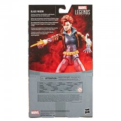 Marvel Legends Series Black Widow figure