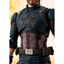 Captain America Marvel Infinity War 16cm articulated figure