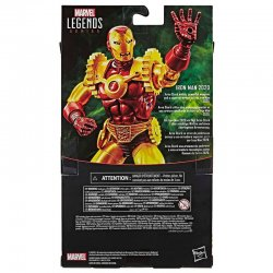 Gears Marvel Legends Iron Man 2020 figure 15cm