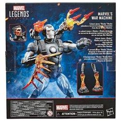 War Machine Marvel Legends figure 15cm
