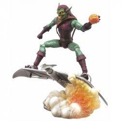 Marvel Green Goblin figure diorama